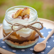 Luxurious Homemade Banoffee Pie